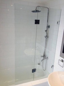 Glass Shower Bathroom